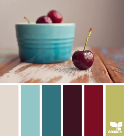 Design Seeds CherryPalette