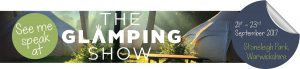 Sarah Orchard | Expert Marketing Speaker | The Glamping Show 2017