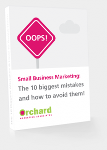 Free ebook: How to avoid the 10 biggest marketing mistakes