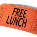 Free lunch ticket