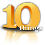 Your Blog Post Checklist - 10 things you must do