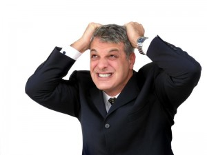 Website causing customer frustration