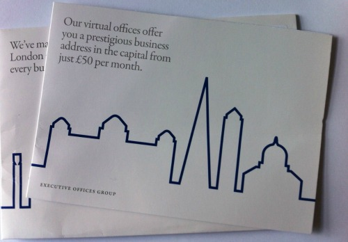 Small Business Direct Mail Case Study